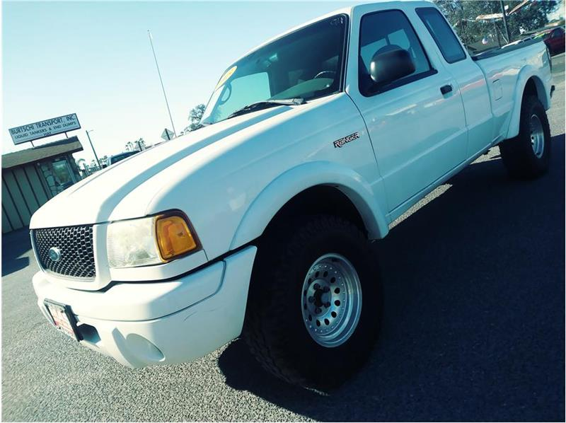 2003 Ford Ranger 2dr SuperCab Edge RWD SB - Riverbank CA