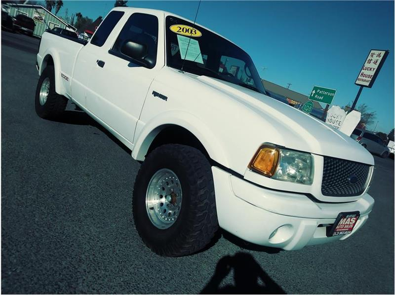 2003 Ford Ranger 2dr SuperCab Edge RWD SB - Riverbank nul