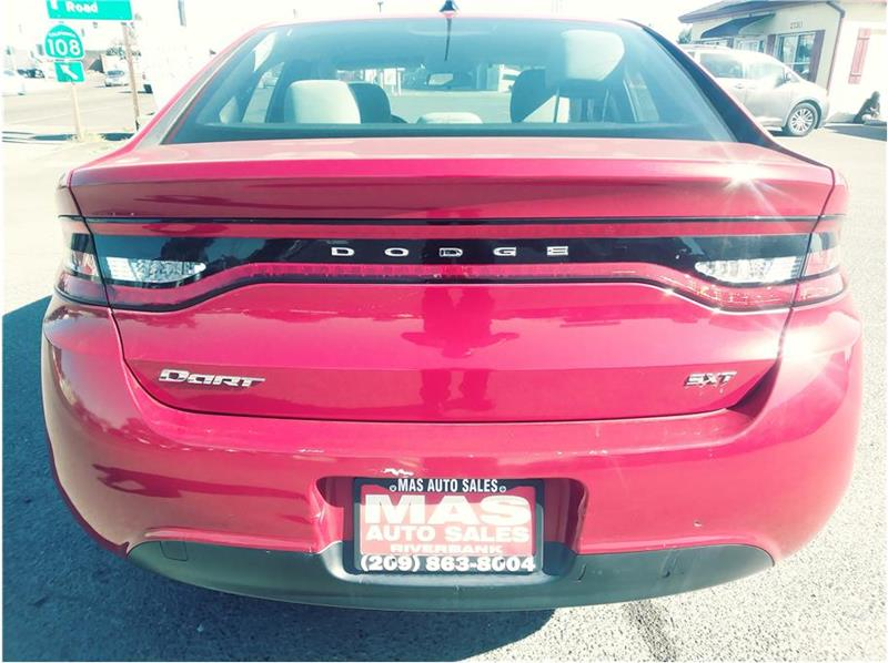 2013 Dodge Dart SXT Sedan 4D - Riverbank CA