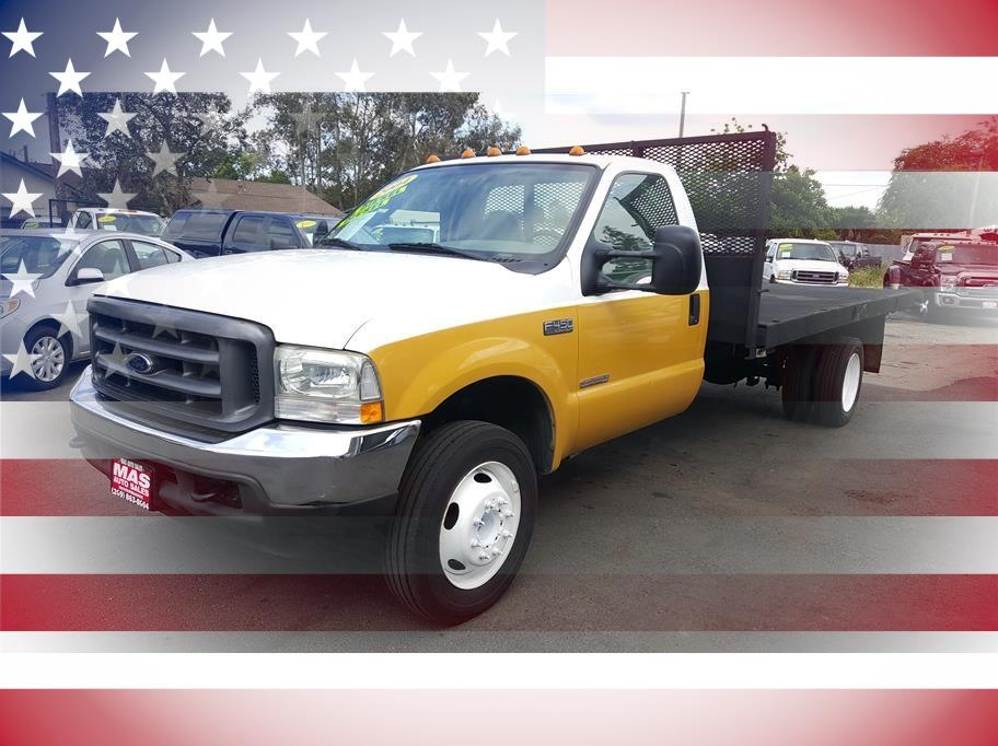 2004 Ford F-450 Super Duty 165' W.B. 2D - Riverbank CA