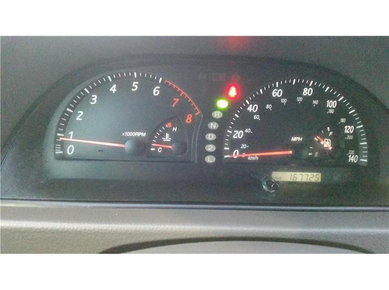 2003 Toyota Camry LE Sedan 4D - Riverbank nul