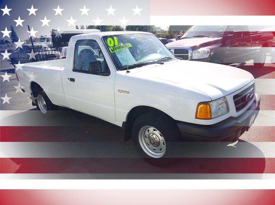 2001 Ford Ranger 2dr Standard Cab Edge Plus 2WD Flareside SB - Riverbank CA