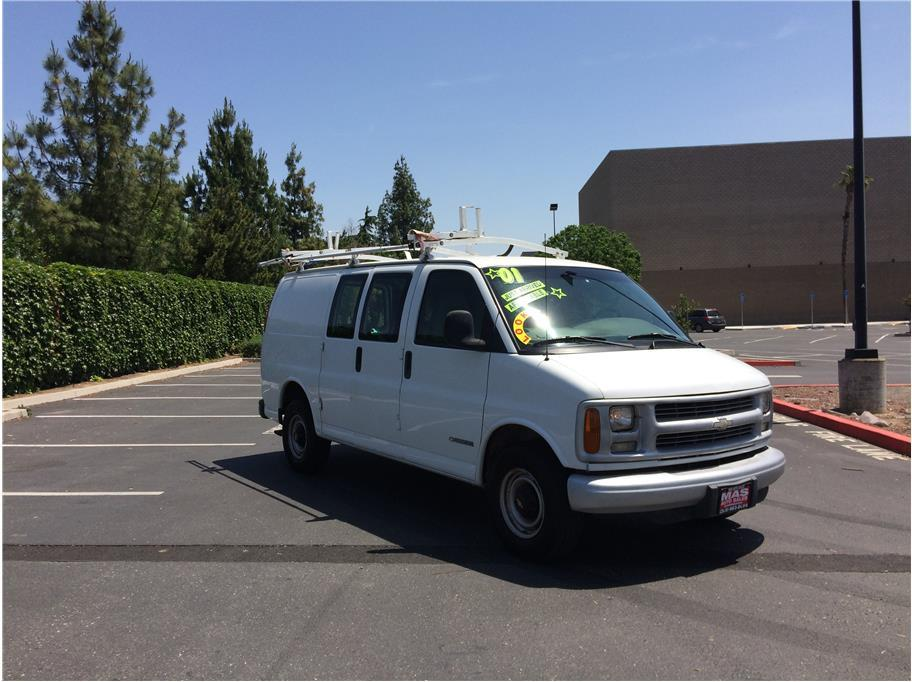 2001 Chevrolet Express Cargo 3500 3dr Van - Riverbank CA