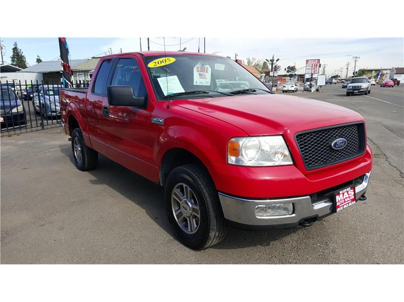 2005 Ford F-150 XLT Pickup 4D 5 1/2 ft - Riverbank nul