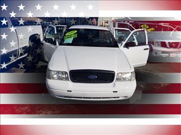 2008 Ford Crown Victoria for sale in Riverbank, CA