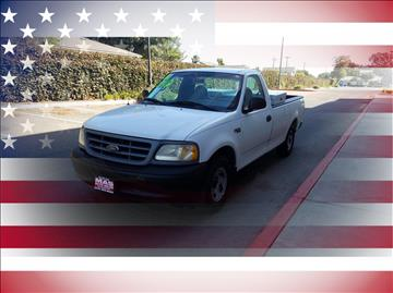 2001 Ford F-150 for sale in Riverbank, CA