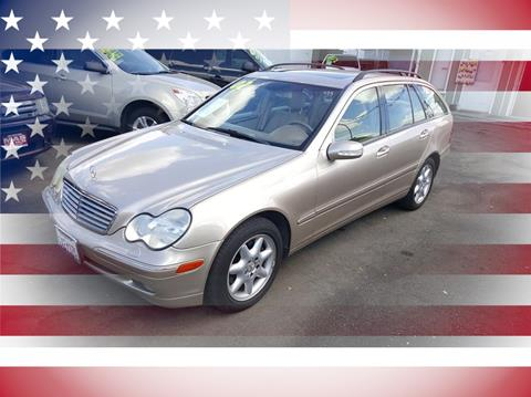 2002 Mercedes-Benz C-Class for sale in Riverbank, nul