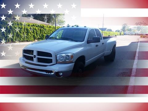 2006 Dodge Ram Pickup 3500 for sale in Riverbank, nul