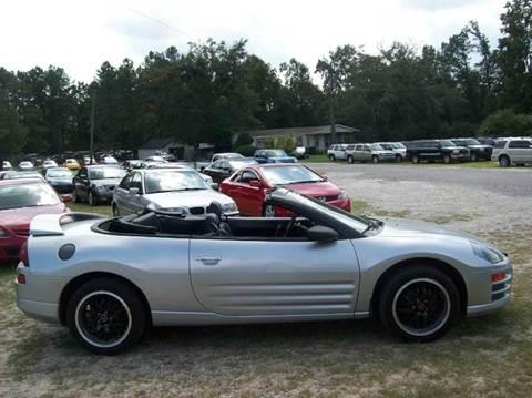 2001 Mitsubishi Eclipse Spyder for sale in Augusta, GA