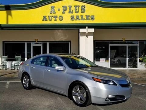 2012 Acura TL for sale in Longs, SC
