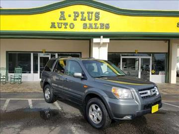 2008 Honda Pilot for sale in Longs, SC
