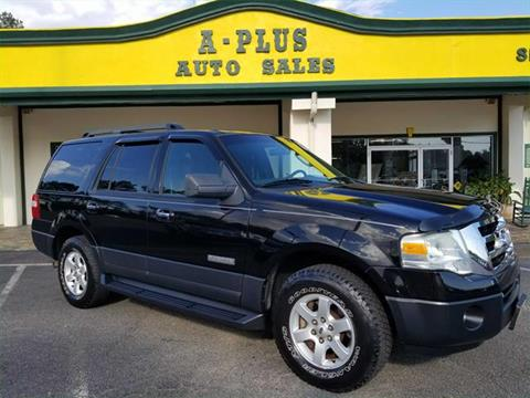 2007 Ford Expedition for sale in Longs, SC