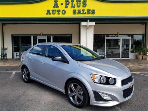 2015 Chevrolet Sonic for sale in Longs, SC