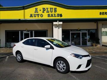 2014 Toyota Corolla for sale in Longs, SC