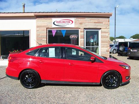 2016 Ford Focus for sale in Burlington, CO