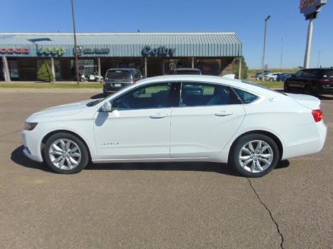 2017 Chevrolet Impala for sale in Burlington, CO