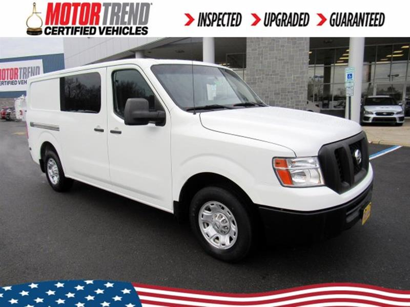 Used Nissan NV Cargo For Sale in Massapequa Park, NY - Carsforsale.com