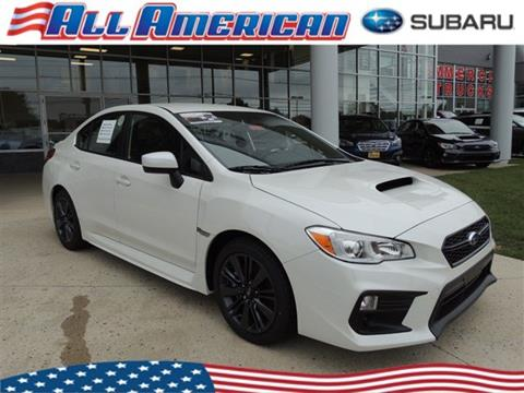 2018 Subaru WRX for sale in Old Bridge, NJ