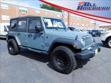2014 Jeep Wrangler Unlimited for sale in Old Bridge, NJ