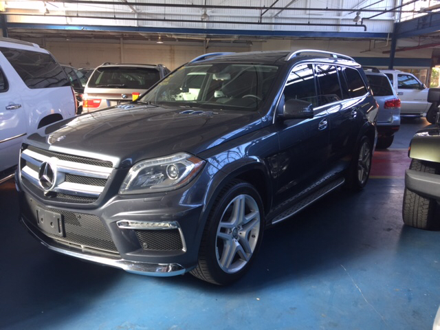 2014 mercedes benz gl class gl550 4matic awd 4dr suv in for Mercedes benz rockland