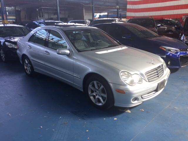 2007 mercedes benz c class c280 luxury 4matic awd 4dr for Mercedes benz rockland