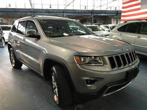2014 Jeep Cherokee for sale in Nanuet, NY