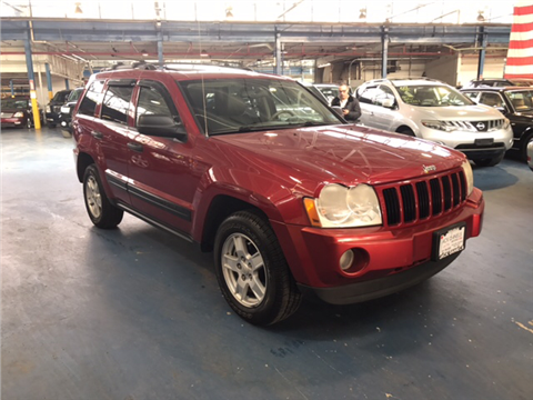 2005 Jeep Grand Cherokee for sale in Nanuet, NY