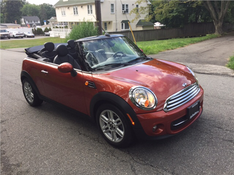 2012 MINI Convertible for sale in Nanuet, NY