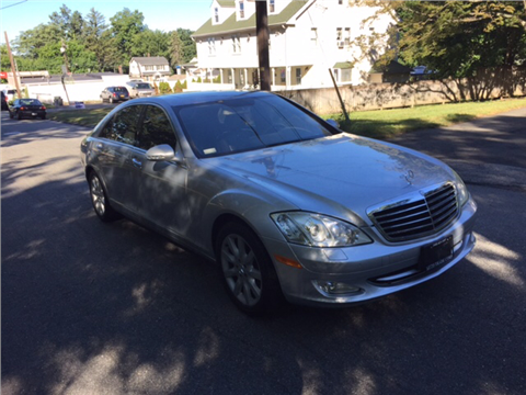 2007 Mercedes-Benz S-Class for sale in Nanuet, NY