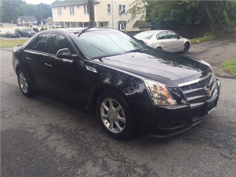 2008 Cadillac CTS for sale in Nanuet, NY