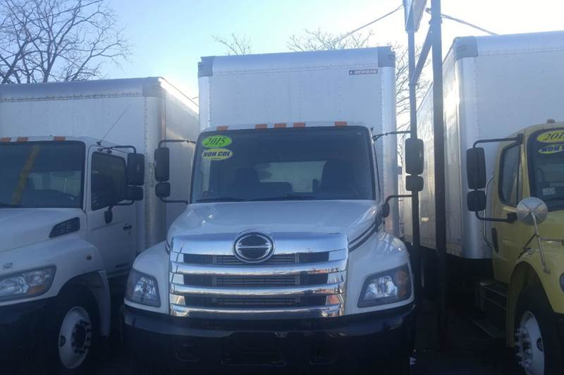 Hino 268 For Sale In Enon Oh Carsforsale Com
