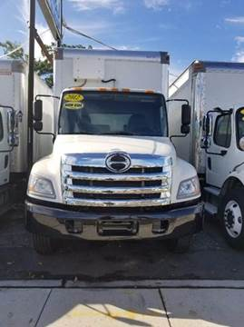 2012 Hino 268 for sale in Little Ferry, NJ