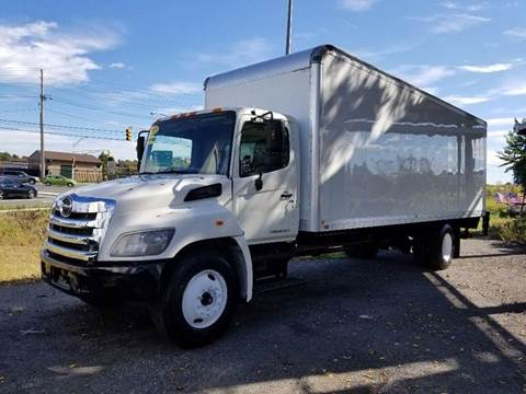 2013 Hino 268 for sale in Little Ferry, NJ