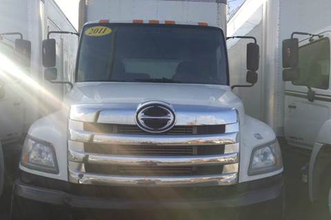 2011 Hino 268 for sale in Little Ferry, NJ