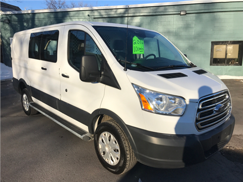 2016 Ford Transit Cargo for sale in Syracuse, NY
