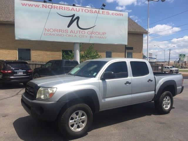 2008 toyota tacoma 4x2 prerunner v6 4dr double cab 5 0 ft sb 5a in oklahoma city ok norris. Black Bedroom Furniture Sets. Home Design Ideas