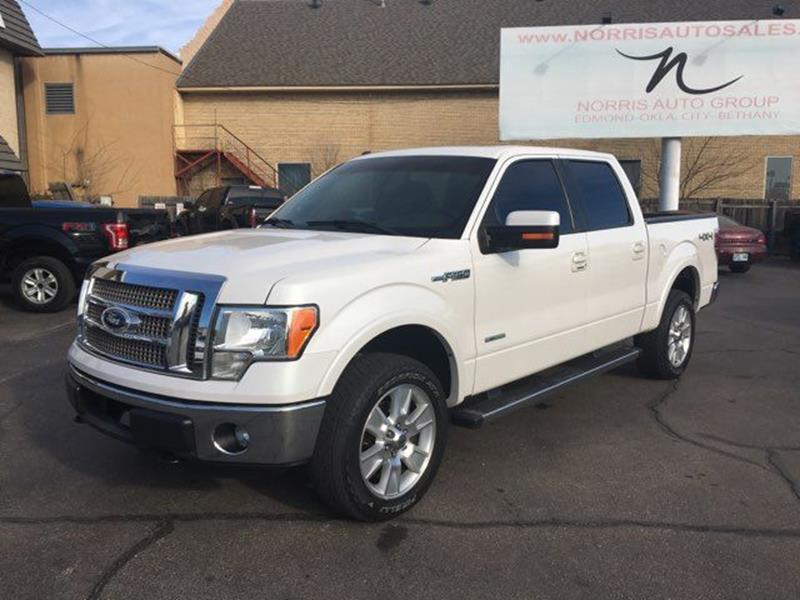 Ford F  Lariat Oklahoma City Ok