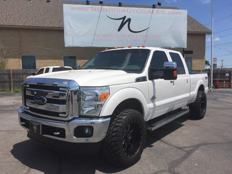 Ford F  Super Duty Lariat Oklahoma City Ok