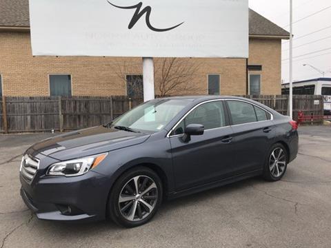 2015 Subaru Legacy for sale in Oklahoma City, OK