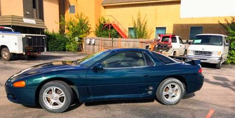 1996 mitsubishi 3000gt coupe