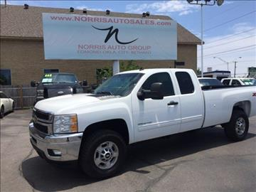 2011 Chevrolet Silverado 2500HD for sale in Oklahoma City, OK
