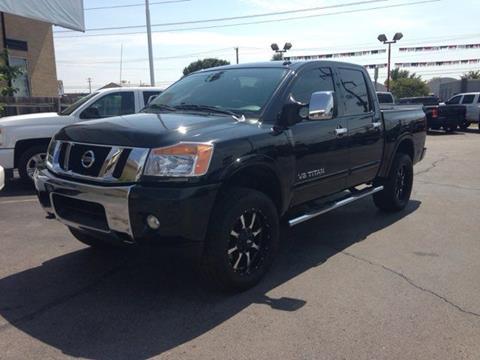 2014 Nissan Titan for sale in Oklahoma City, OK