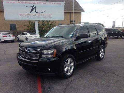 2008 Chevrolet Tahoe for sale in Oklahoma City, OK