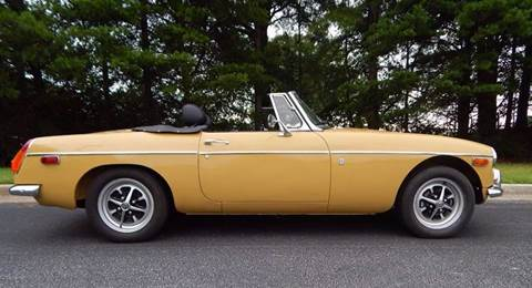 1973 MG B for sale in Rossville, GA