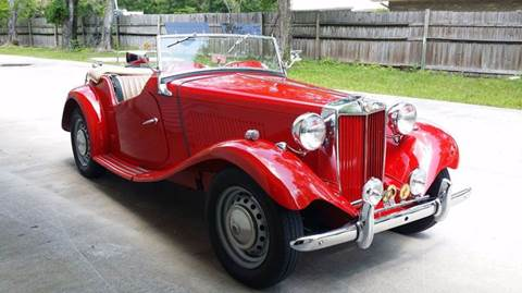 1952 MG TD for sale in Rossville, GA