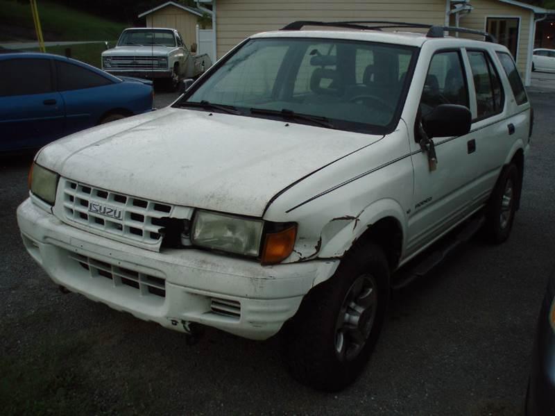 1999 Isuzu Rodeo 4dr S V6 SUV - Clinton TN