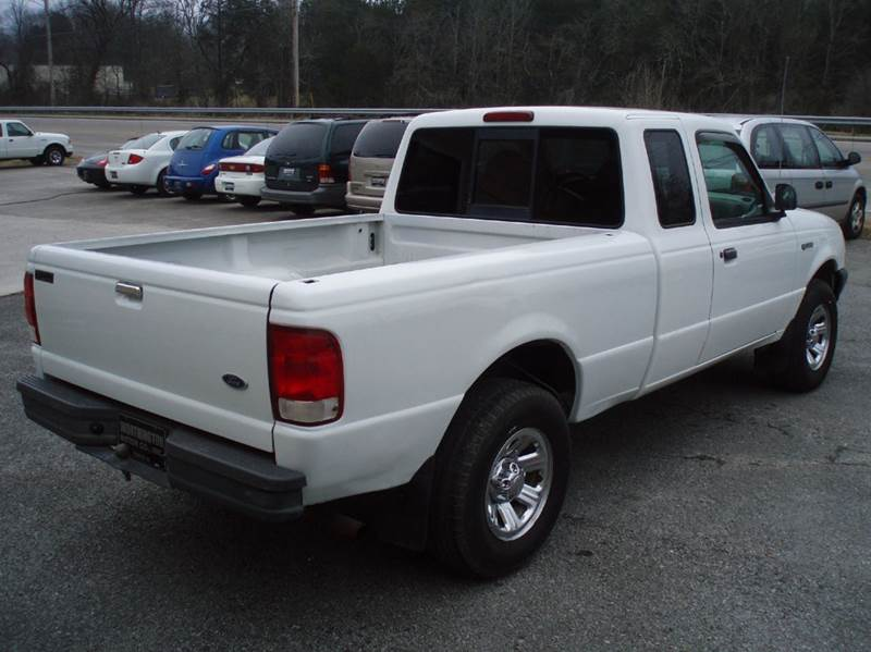 2000 Ford Ranger 2dr XL Extended Cab SB - Clinton TN