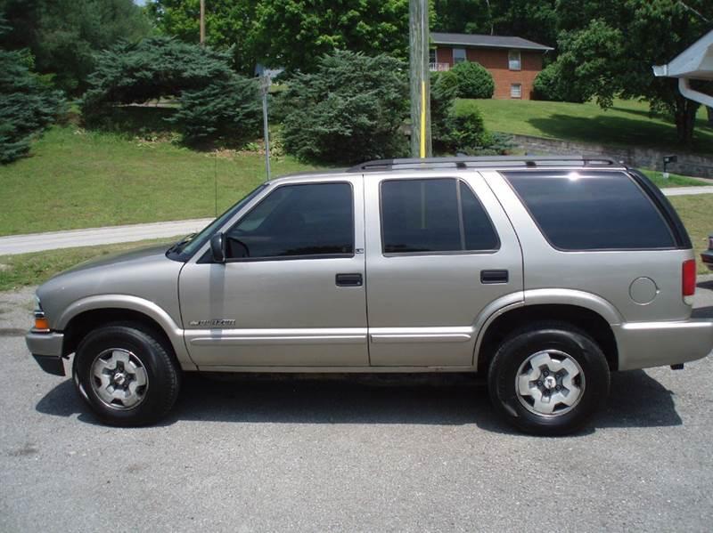2002 Chevrolet Blazer LS 4WD 4dr SUV - Clinton TN