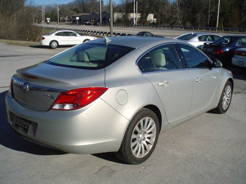 2011 Buick Regal CXL 4dr Sedan w/RL1 - Clinton TN
