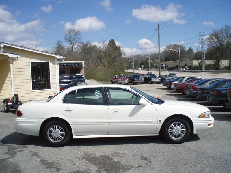 2005 Buick LeSabre Custom 4dr Sedan - Clinton TN